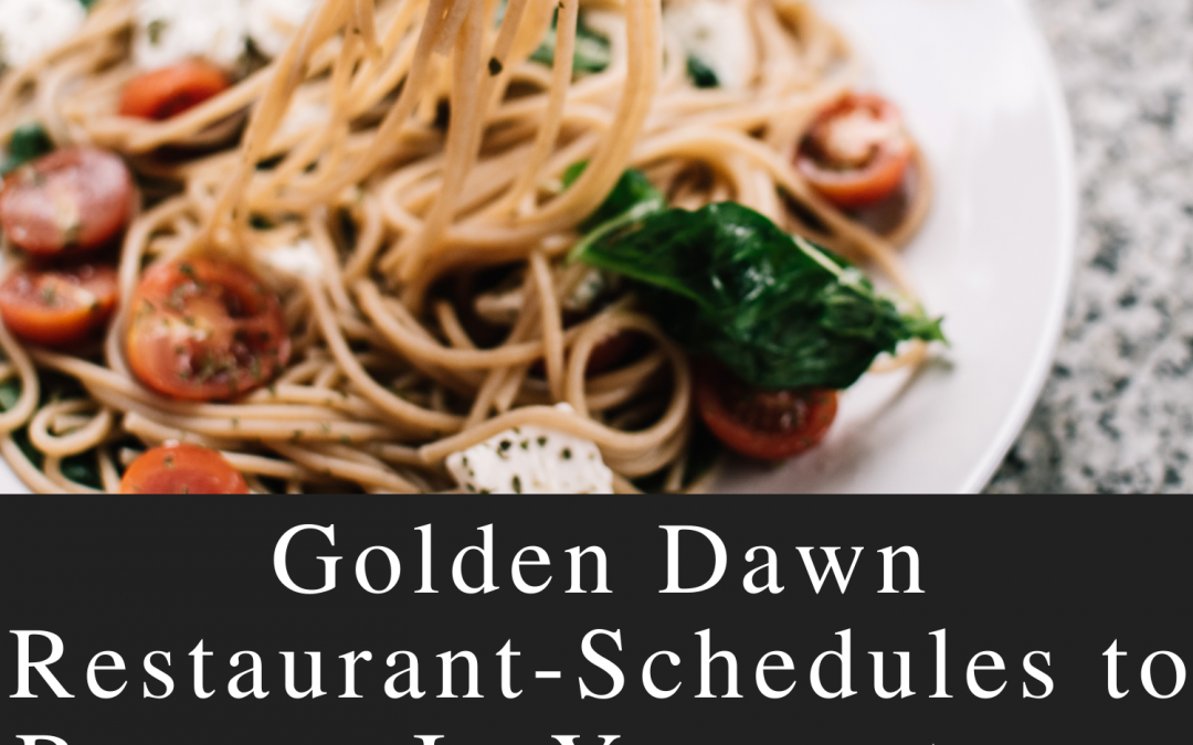 Golden Dawn, Iconic Restaurant in Youngstown plans to reopen in about a month